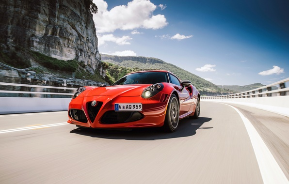 Photo wallpaper 2014, Alfa Romeo, 960, Alfa Romeo, AU-spec