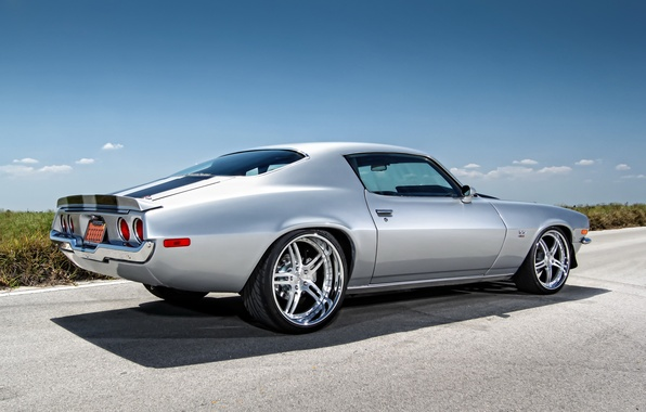 Picture tuning, muscle car, Chevrolet Camaro, Chevrolet