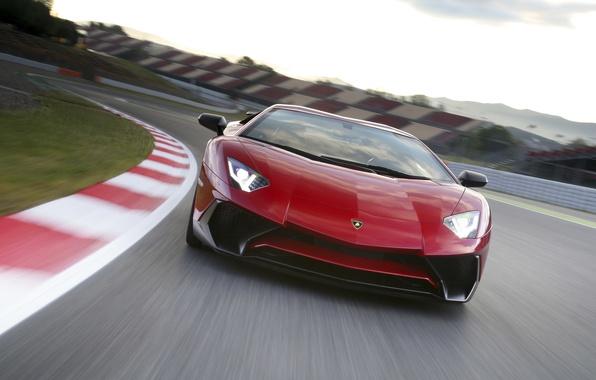Picture auto, Lamborghini, supercar, the front, Aventador, Lamborghini, LP 750-4, Superveloce