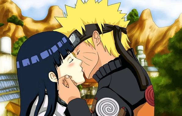 Picture Anime, Naruto, Naruto, Uzumaki, Hinata, Uzumaki, Hinata, Hyuga, Hyuga