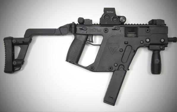 Picture the gun, KRISS SUPER V VECTOR SMG, 45 ACP
