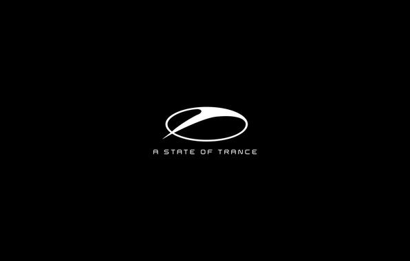 Picture trance, logo, state, van, armin, buuren, asot
