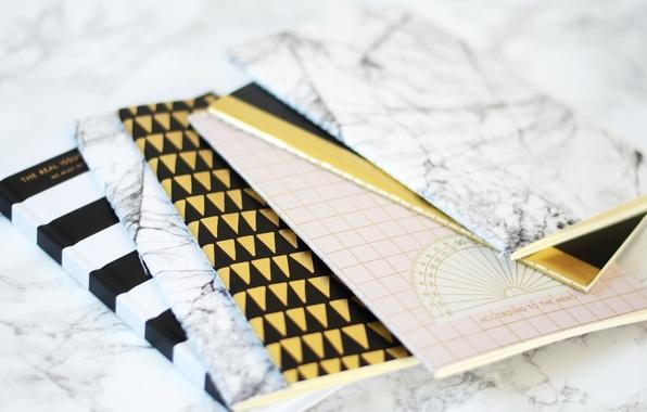 Picture colors, design, note books