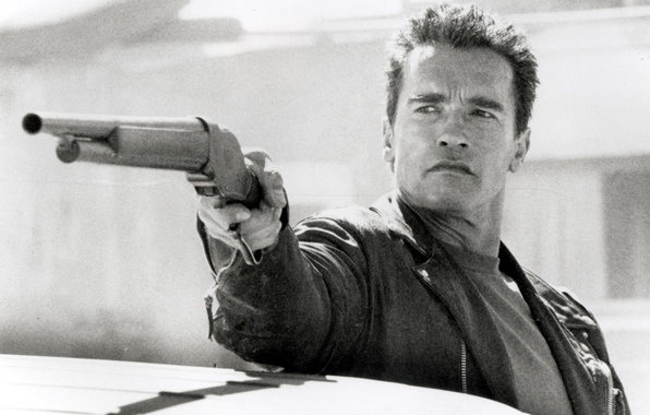 Picture man, actor, Terminator 2, Arnold Schwarzenegger, Arnold Schwarzenegger, Judgment Day, Terminator 2, Judgment day, The …