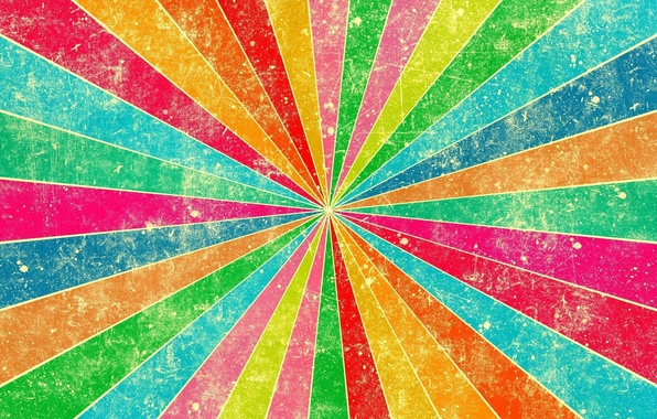 Picture rays, line, strip, Wallpaper, color, rainbow