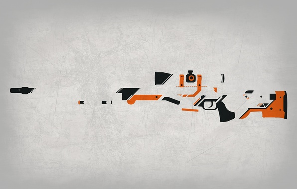 Picture Background, Weapons, Gun, Valve, Counter Strike, Steam, Skin, Weapon, CS:GO, Global Offensive, Workshop, Asiimov, Awp