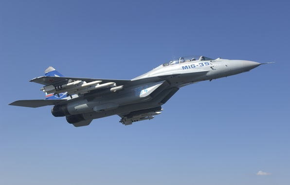 Picture the sky, height, Fighter, missiles, flight, Russia, the plane, ammunition, sky, aircraft, BBC, flight, weapons, …