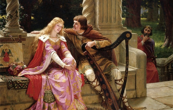 Picture love, castle, picture, Prince, love, knight, Queen, king, virgin, castle, queen, Middle Ages, picture, Mark, …