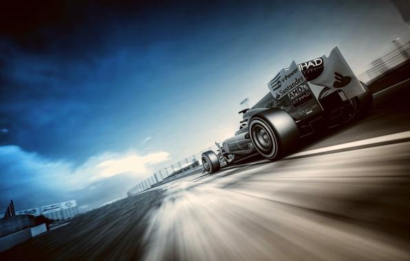 Picture Formula 1, Ferrari, Formula 1, Fernando Alonso, The car, Fernando Alonso
