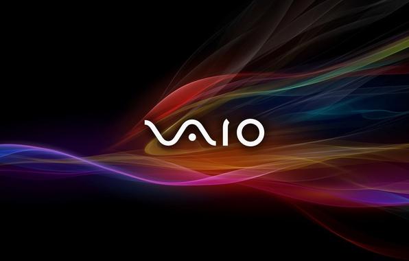 Picture white, black, Sony, Headphones, vaio, Notebook, Xperia, Smartphone, Pen