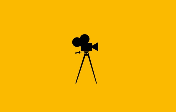Picture movie, the film, camera, film, premiere, tripod