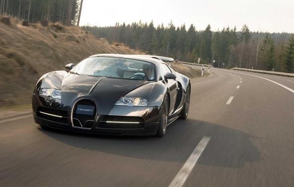 Picture veyron, bugatti, mansory