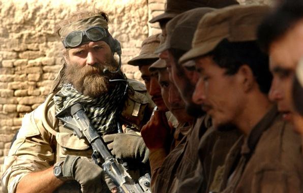 Picture look, man, beard, Medal of Honor