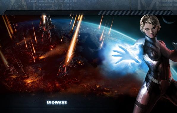 Picture BioWare, Mass Effect 3, adept