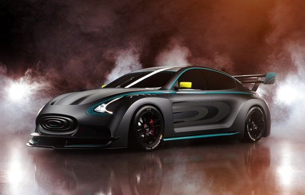 Picture supercar, Race, 2015, Thunder Power