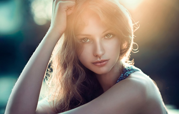 Picture look, the beauty, Lods Franck, Leah Cuvillier