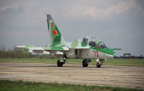 Picture the sky, height, flight, attack, the plane, BBC, airplane, Air Force, Yakovlev, The Yak-130, combat …