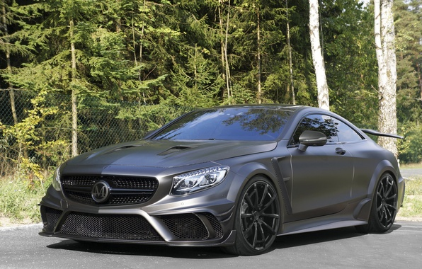 Picture Mercedes-Benz, Mercedes, AMG, Coupe, Mansory, AMG, S 63, S-Class, 2015, C217