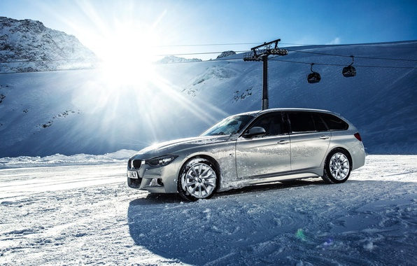 Picture BMW, Winter, F30, X Drive, 330D