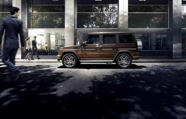 Picture Mercedes, AMG, AMG, W463, 2015, G 63, Mercedes