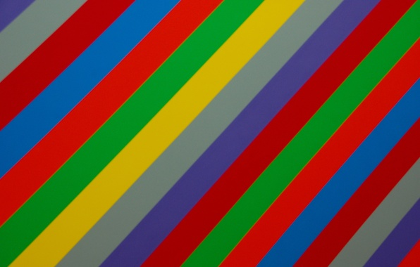 Picture line, abstraction, art, colorful