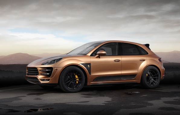 Picture car, Porsche, tuning, Ball Wed, Macan, Aurum, URSA