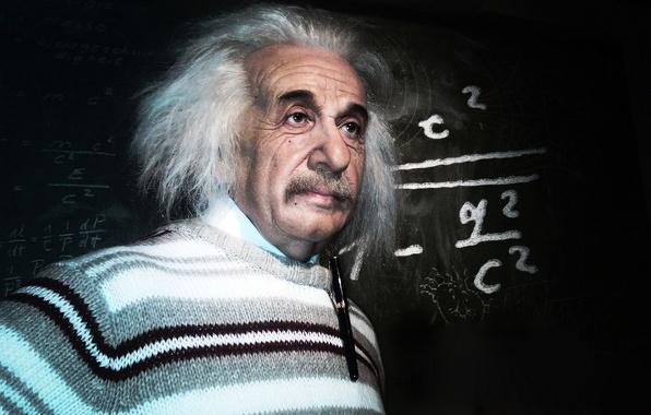 Picture Albert Einstein, Men, Einstein, Albert, E = mc2, Cosmology, Photon and Quantum, Wormholes, Physicist, Theory …