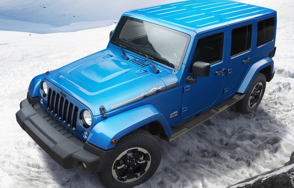 Picture Wrangler, Jeep, Unlimited