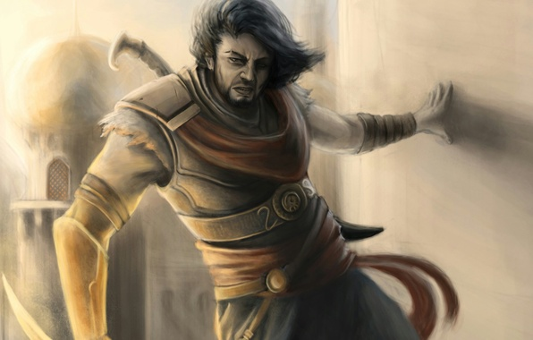 Picture wall, art, Prince, prince of persia, prince