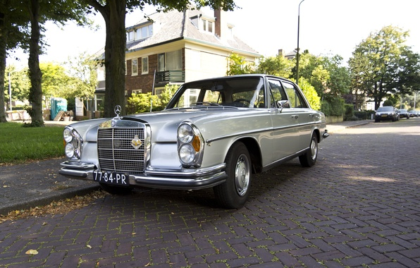 Picture Mercedes-Benz, car, rarity, 280S, Mercedes-Benz