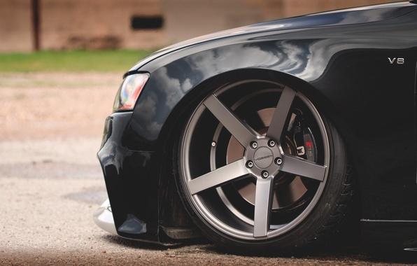 Picture Audi, audi, wheel
