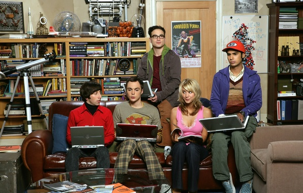 Picture Big Bang Theory, the big Bang theory