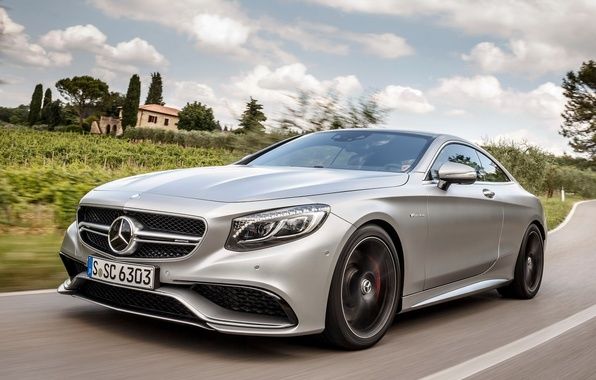 Picture Mercedes-Benz, Mercedes, AMG, AMG, 2014, S-Class, C217