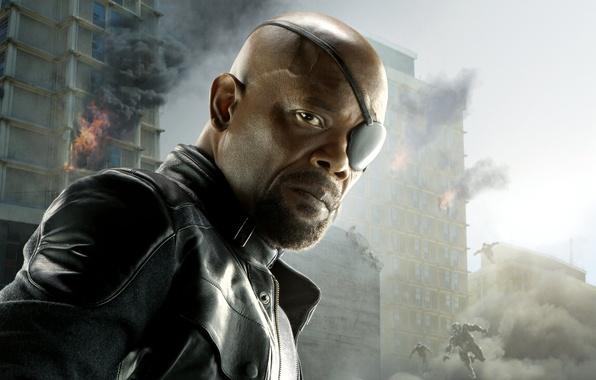 Picture comic, Nick Fury, Samuel L. Jackson, Avengers: Age of Ultron, The Avengers: Age Of Ultron, …