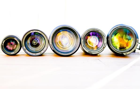 Picture technique, lenses, photo lenses, lenses