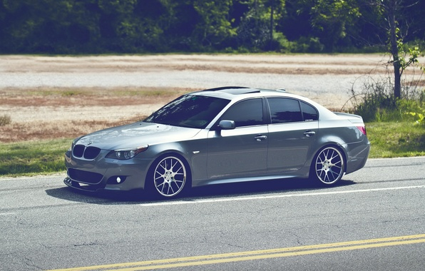 Picture tuning, BMW, BMW, 5 Series, five