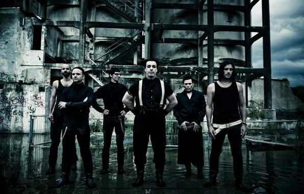 Picture metal, rock, Rammstein, metal, rock, industrial metal, industrial metal, hard rock, hard rock, heavy, till …