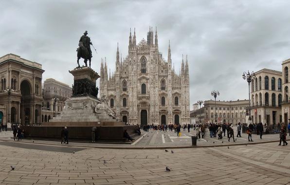 Picture Italy, Milan, Italy, Milan, Milan Cathedral, Duomo, The Duomo of Milan