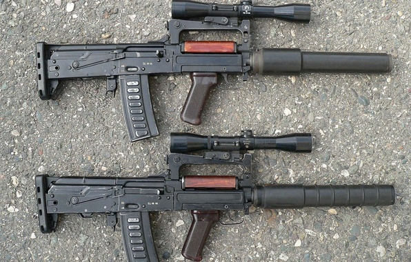 Picture weapons, machine, The storm, complex, developed, based, grenade, machine, The Kalashnikov., automatic, OTS-14, special, assault