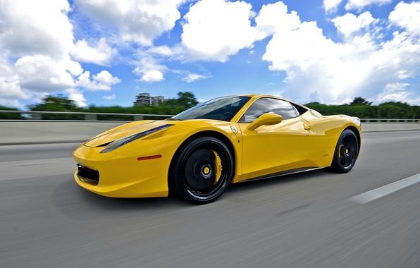 Picture Ferrari, supercar, Ferrari, 458, Italia
