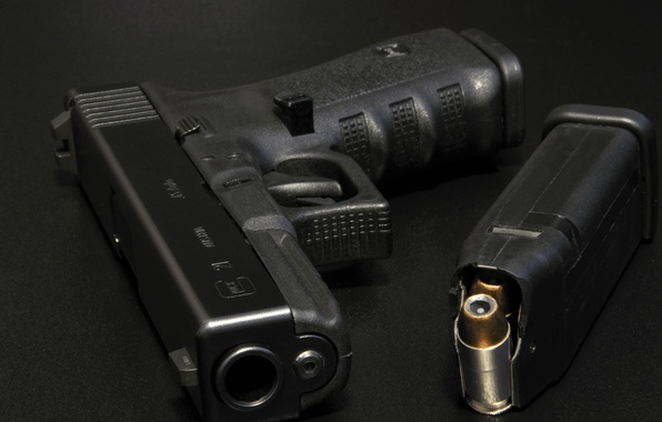 Picture macro, gun, weapons, Glock 21