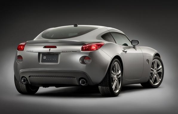 Picture auto, the concept, back