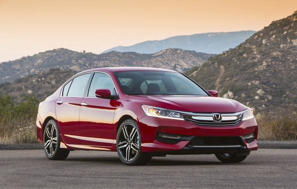 Picture Honda, Accord, Honda, chord, Sport, US-spec, 2015