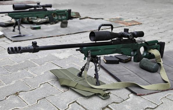 Picture sniper rifle, SV-98, 7.62 mm, SV-98, sniper rifle
