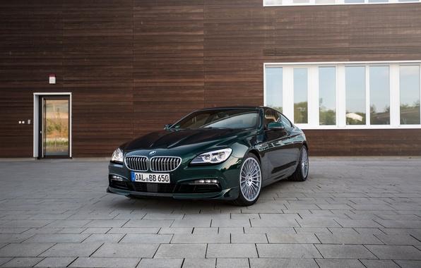 Picture BMW, coupe, BMW, Coupe, Alpina, Bi-Turbo, F13, 2015, Edition 50