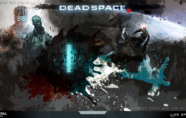 Picture Dead Space 3, LiVE SPACE studio, visceral games