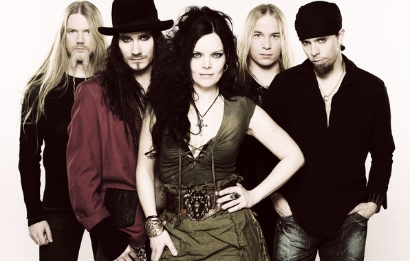 Picture metal, Dark Passion Play, promo, Nightwish, sympho, 2007