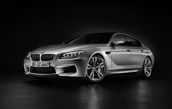 Picture BMW, coupe, BMW, Gran Coupe, 2014