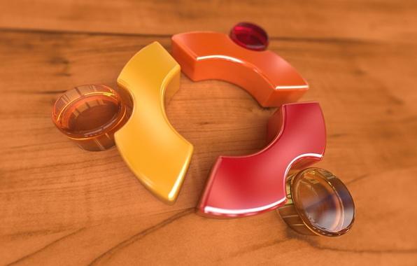 Picture logo, linux, ubuntu