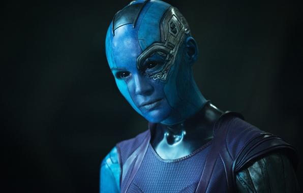 Picture Nebula, Karen Gillan, Karen Gillan, Guardians Of The Galaxy, Guardians of the Galaxy